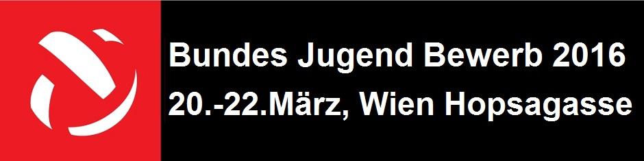 Bundes Jugend Bewerb 2016